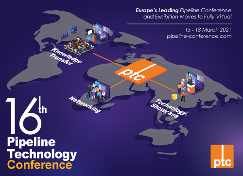 Event Guide of Pipeline Technology Conference 2021
