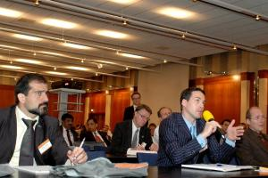 Questions and answers during PIpeline Technology Conference 2011