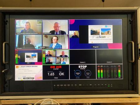 """Video streaming of Session 2.2 """"Hydrogen"""" (© 2021 Philip Wilson / EITEP)"""