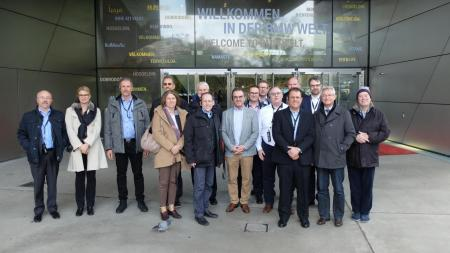 Pipeline Technology Conference Advisory Committee meets in Munich