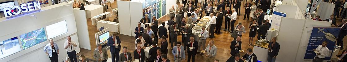 Pipeline Technology Conference exhibition