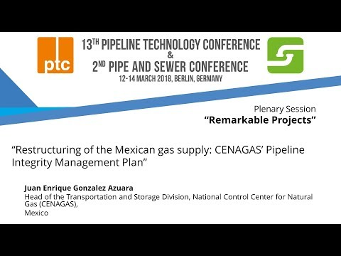 "Embedded thumbnail for ptc 2018 - Focus on ""Pipeline Integrity Management"""