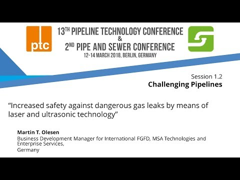 "Embedded thumbnail for ptc 2018 - Focus on ""Gas Leak Detection"""